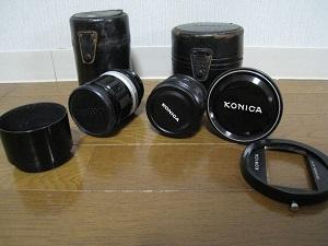 「ブラックメタルカメラ」の写真